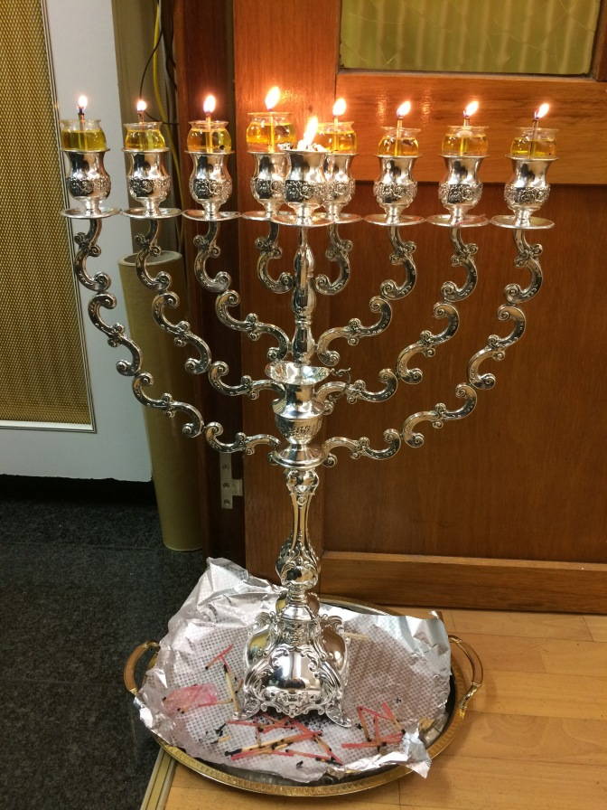 My prayer for the 8th night of Hannukah